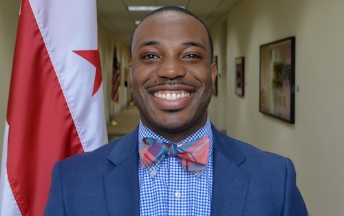 Dr. Brian McClure, director of the Council Office on Racial Equity (Courtesy photo)