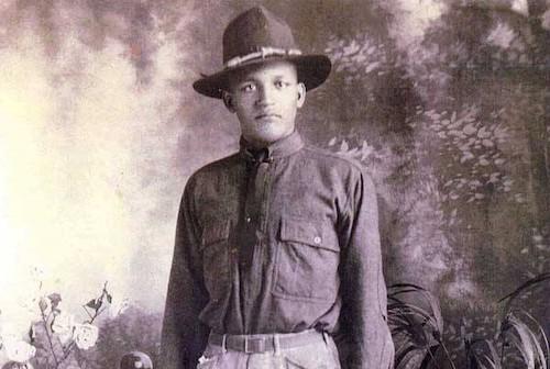 Pvt. John Seaburn (1897 – 1918) (Courtesy of Renee Green Productions)