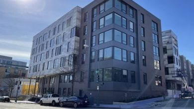 Photo of Short-Term Family Housing Site Opens in D.C.'s Ward 1