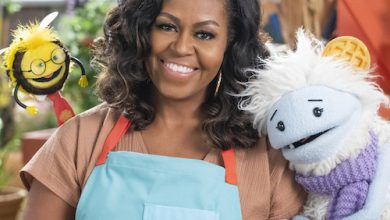 Photo of Michelle Obama Launches New Children's Food Show on Netflix