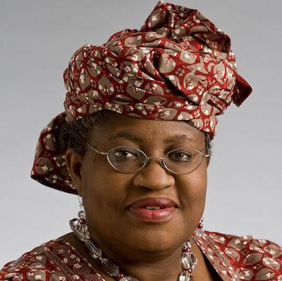 Ngozi Okonjo-Iweala (Courtesy of International Monetary Fund via Wikimedia Commons)