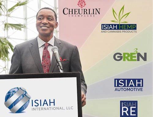 Isiah Thomas (Courtesy of isiahinternational.com)