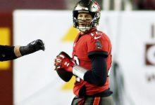 **FILE** Tampa Bay Buccaneers quarterback Tom Brady (Daniel Kucin Jr./The Washington Informer)
