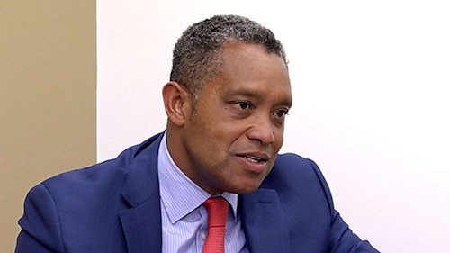 **FILE** D.C. Attorney General Karl Racine (WI photo)