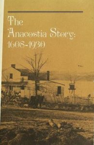 """""""The Anacostia Story,"""" written by Louise Daniel Hutchinson, Smithsonian's Anacostia Community Museum library collection"""