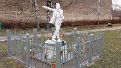 Photo of Michael Jackson Statue Gets Protection After Frequent Vandalism