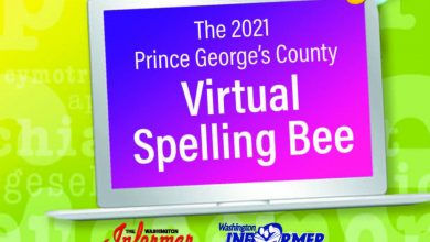 Photo of 2021 Prince George's County Spelling Bee