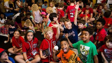 Photo of Washington Nationals Ready for 8th 'Read Like a Champion' Summer Reading Program