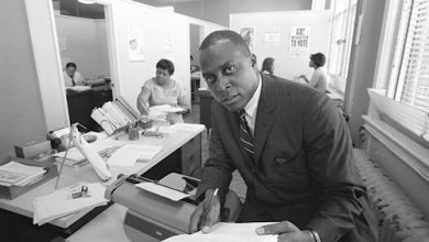 Photo of Vernon Jordan, Civil Rights Icon and Clinton Adviser, Dies at 85
