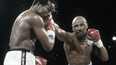 Photo of Boxing Great Marvelous Marvin Hagler Dies at 66