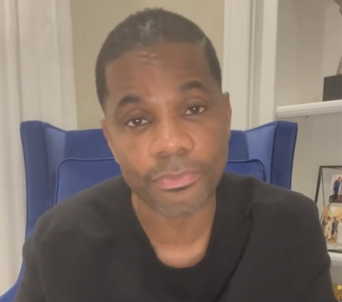 Gospel music artist Kirk Franklin apologizes in a video for a recording leaked online by his son of a expletive-filled argument between the two.