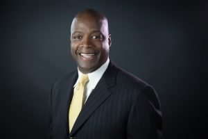 Darrell Green played cornerback with the Washington Redskins from 1983-2002. (Courtesy of MainStreet BancShares)