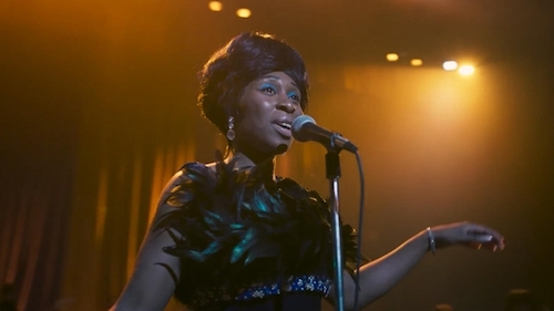 """Cynthia Erivo stars as Aretha Franklin in National Geographic's """"Genius: Aretha."""" (Courtesy of nationalgeographic.com)"""