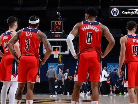 Courtesy of the Washington Wizards