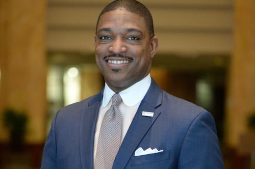 The Rev. Dr. Starsky Wilson, president of the D.C.-based Children's Defense Fund (Courtesy photo)