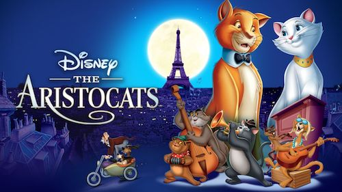 """Disney has restricted viewership of """"The Aristocats"""" and """"Peter Pan"""" on Disney+. (Courtesy photo)"""