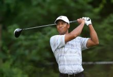**FILE** Tiger Woods (Keith Allison via Wikimedia Commons)