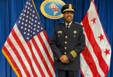 Photo of D.C. Council Unanimously Confirms Robert Contee as Police Chief