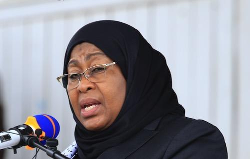 Samia Suluhu Hassan
