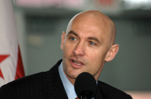 Clark Ray, director of the D.C. State Athletic Association (Courtesy photo)