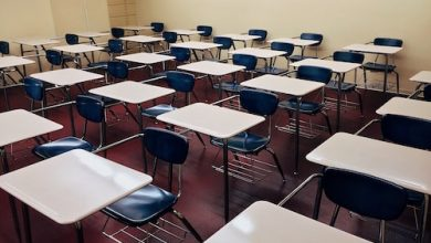 Photo of Alexandria Students to Sit 3 Feet Apart in Classrooms