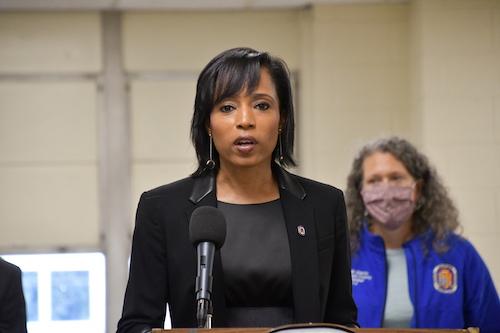 Prince George's County Executive Angela Alsobrooks (Courtesy photo)