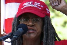 Photo of Anise Jenkins: Warrior for D.C. Statehood