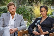 Prince Harry and Meghan, the Duchess of Sussex (Joe Pugliese/Harpo Productions)