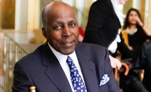 Vernon Jordan (Courtesy of howard.edu)