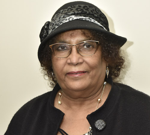 Linda Thornton Thomas (Robert R. Roberts/The Washington Informer)