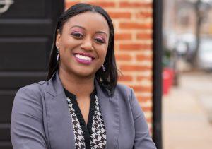 Bianca Jackson of BrickRose Exchange (Courtesy of Comcast)