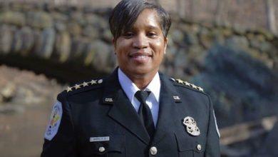 Chief Pamela A. Smith (Courtesy of U.S. Park Police)