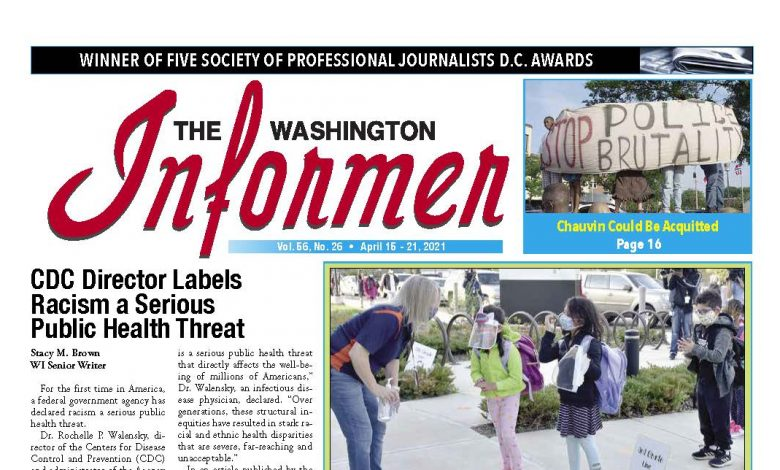 Photo of 4-15-2021 Informer Edition