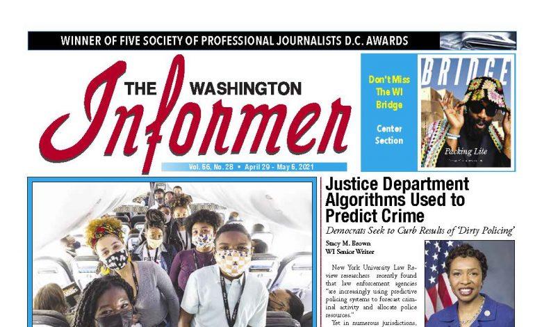 Photo of 4-29-2021 Informer Edition