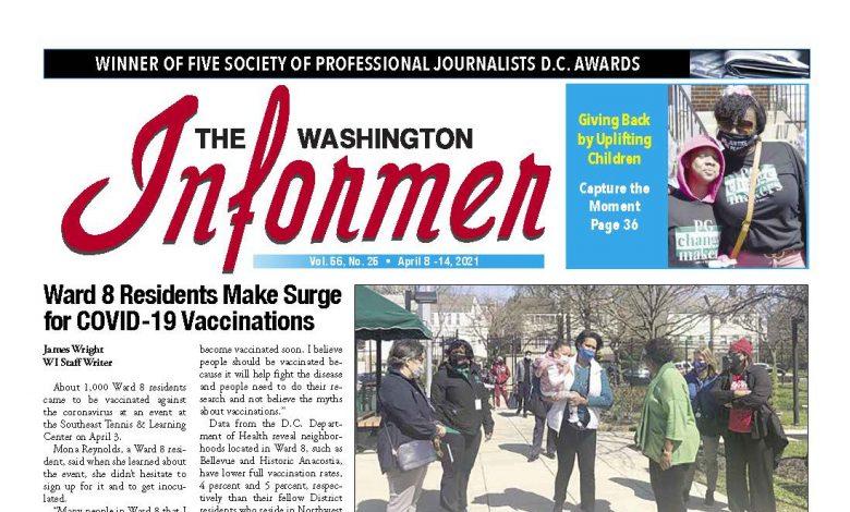 Photo of 4-8-2021 Informer Edition