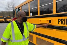 Photo of Prince George's School Buses Outfitted with Cameras to Catch Stop-Sign Violators