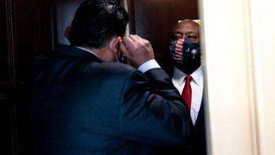 Photo of Debate on Racism in America Heats Up After GOP Sen. Scott's Rebuttal to Biden