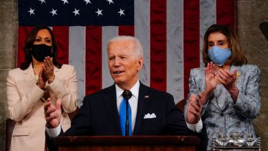Photo of In Speech to Congress, Biden Pushes Plan to Help American Families
