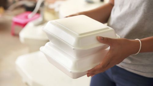 The District is among several cities enacting policies and mandates against the use of Styrofoam and polystyrene which can be both toxic and difficult to recycle. (Courtesy photo)