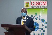 Richard Obeng Okrah, president of the CISCM