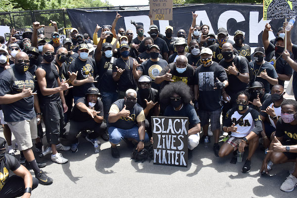 **FILE** Black groups throughout the nation have been rallying for Black lives. (WI photo)