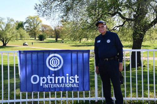 Ray Savoy is founder of the Langston Boys and Girls Golf Club. (Anthony Tilghman/The Washington Informer)