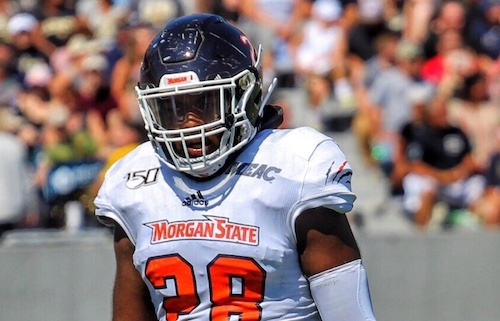 Photo of Former Morgan State Standout Has His NFL Dreams Renewed