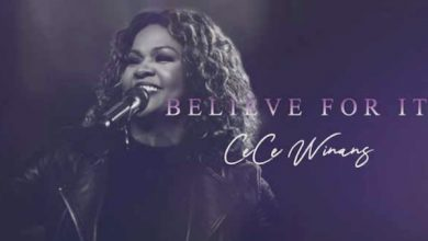 Photo of CeCe Winans' 'Believe For It' Album is Electrifying