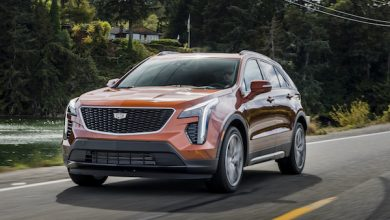 Photo of 2021 Cadillac XT4 Flies Out of the Gate