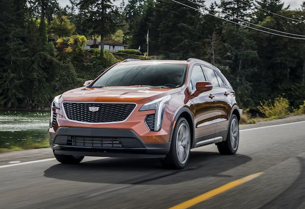 2021 Cadillac XT4 Flies Out of the Gate