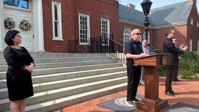 Photo of Hogan Lifts Outdoor Mask Mandate, Dining Restrictions