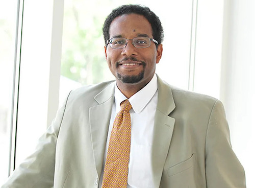 University of Maryland President Darryll Pines (Courtesy of the University of Maryland)