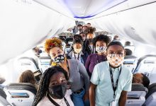 Photo of Alaska Airlines, UNCF Brighten the Skies