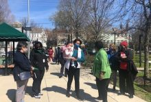 Photo of Ward 8 Residents Make Surge for COVID-19 Vaccinations